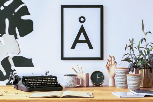 Norweski alfabet